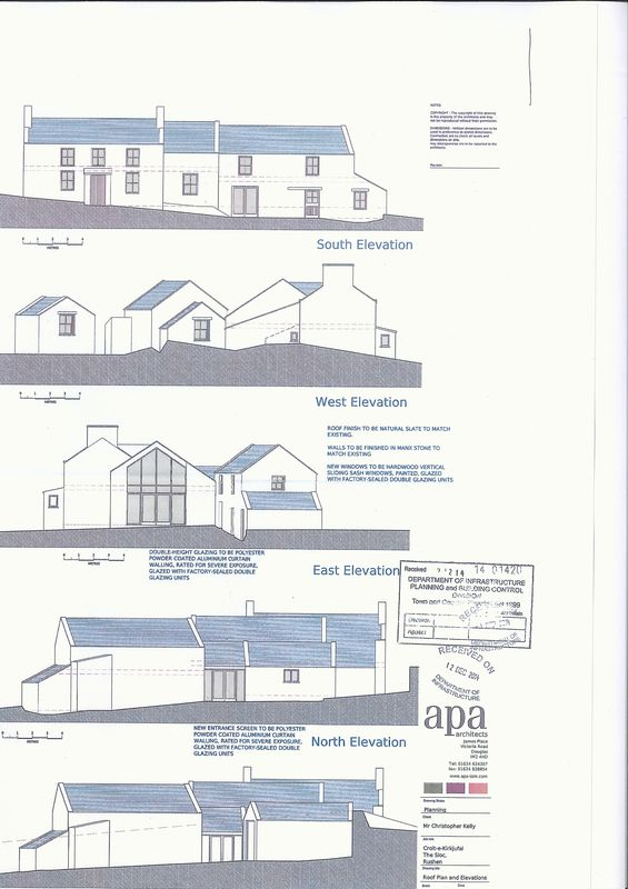 APPROVED ELEVATIONS