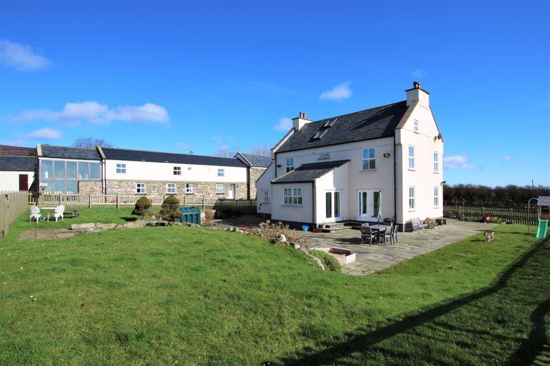 Ballaloaghtan Farmhouse & Barn, Kerrowkeil Road