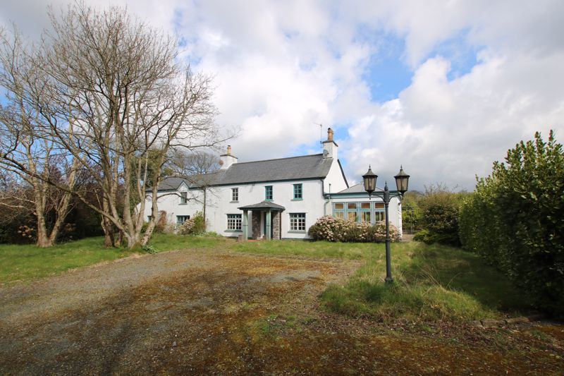 Crossag Farm House, Crossag Road