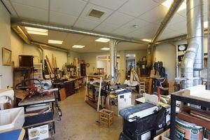 Workshop & Craft Rooms