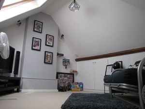 Attic Room Access From Bed 3