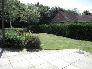 Generous Front Garden