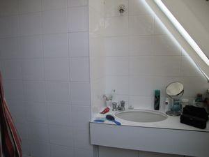 Vanity Unit & Shower cubicle