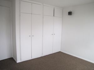 Fitted Wardrobes Vacant