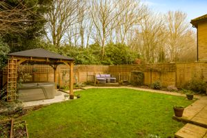 Good Size Private Garden