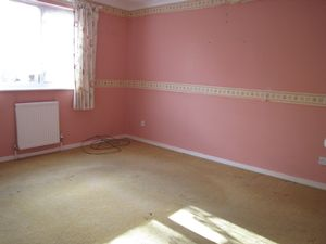 Good Size Main Bedroom