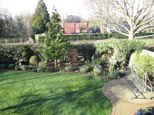 Garden & Paddock View