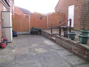 Low Maintenance Rear Garden