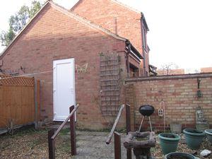 Personal Door To Garage