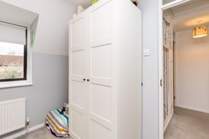 Space For Wardrobe As Well