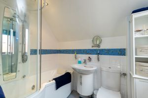 Bathroom With Spa Bath & Multi Jet Shower