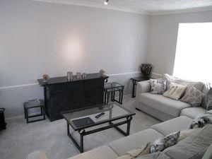 Relaxing Dual Aspect Living Room