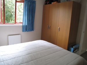 Bedroom alternate view