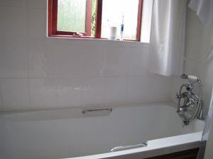 Bathroom alternative angle