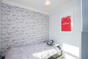 Generous Single 4th Bedroom