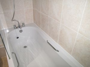 Refitted Bath