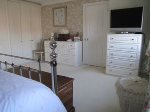 Built-In Wardrobes & Dressing Area