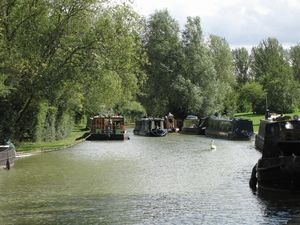 Close To Grand Union Canal