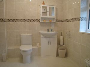 Refitted Wet Room