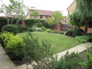 Fully Enclosed Landscaped Garden