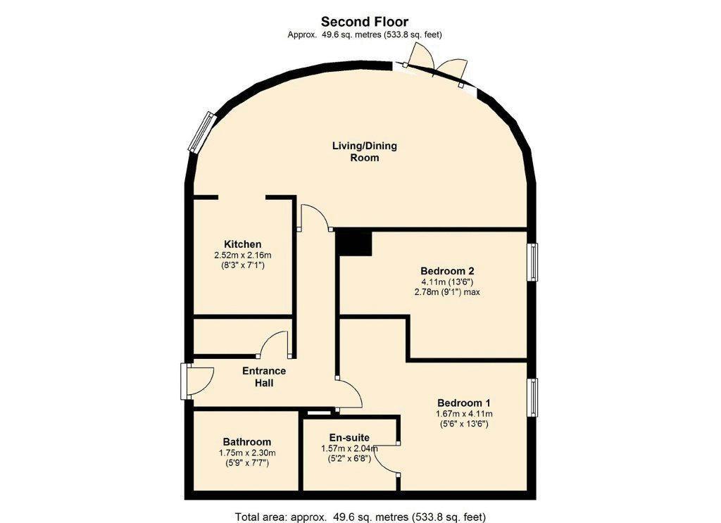 19 Marconi House Floor Plan