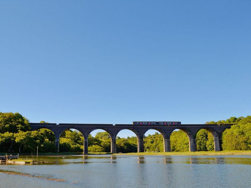 Viaduct & River