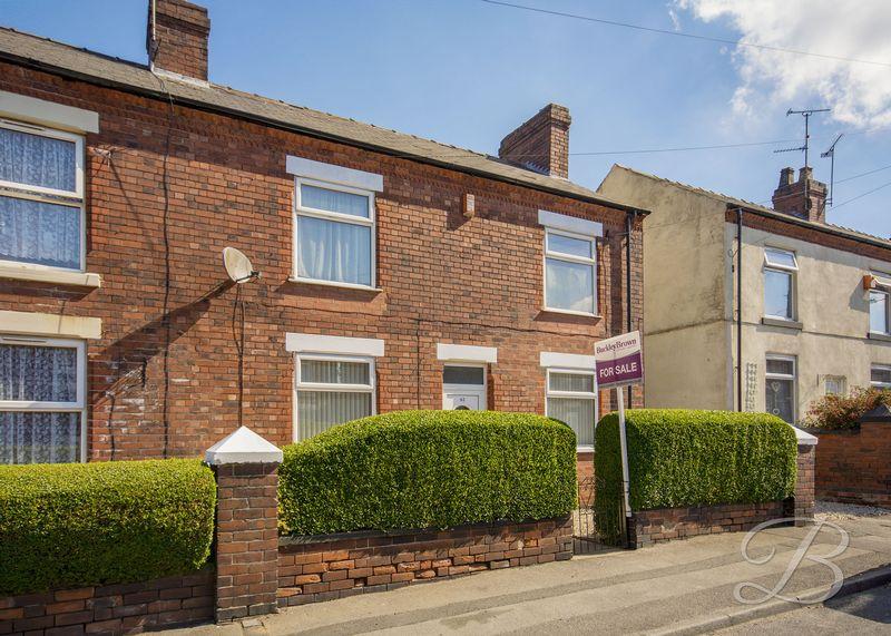 Edward Street Kirkby-In-Ashfield