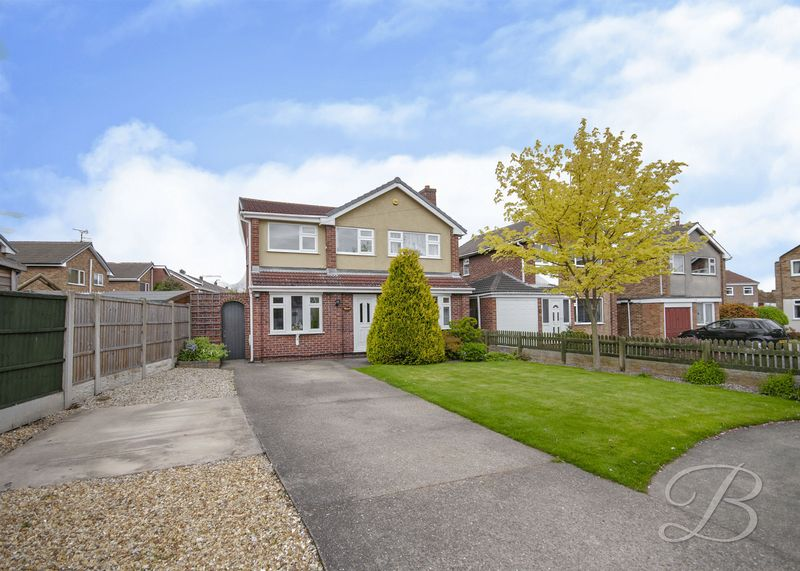 Norwich Close Mansfield Woodhouse