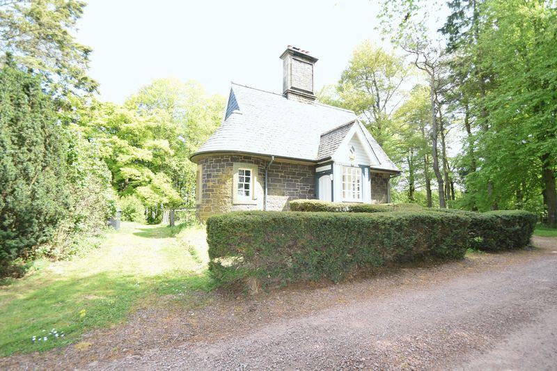 Gate Lodge Symington House Biggar Road,