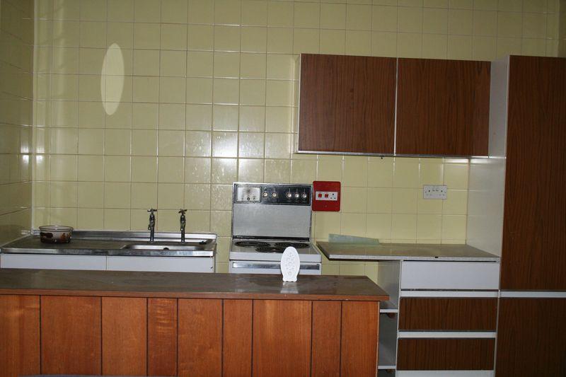kitchen - flat