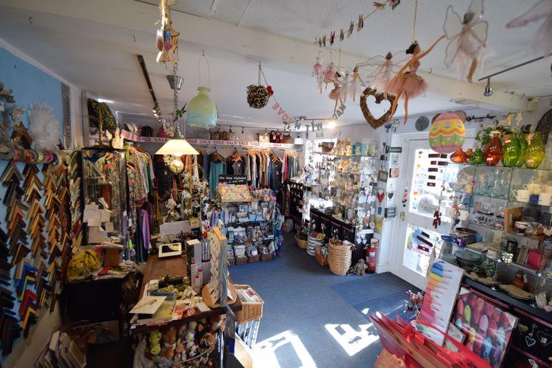 Main Retail Space