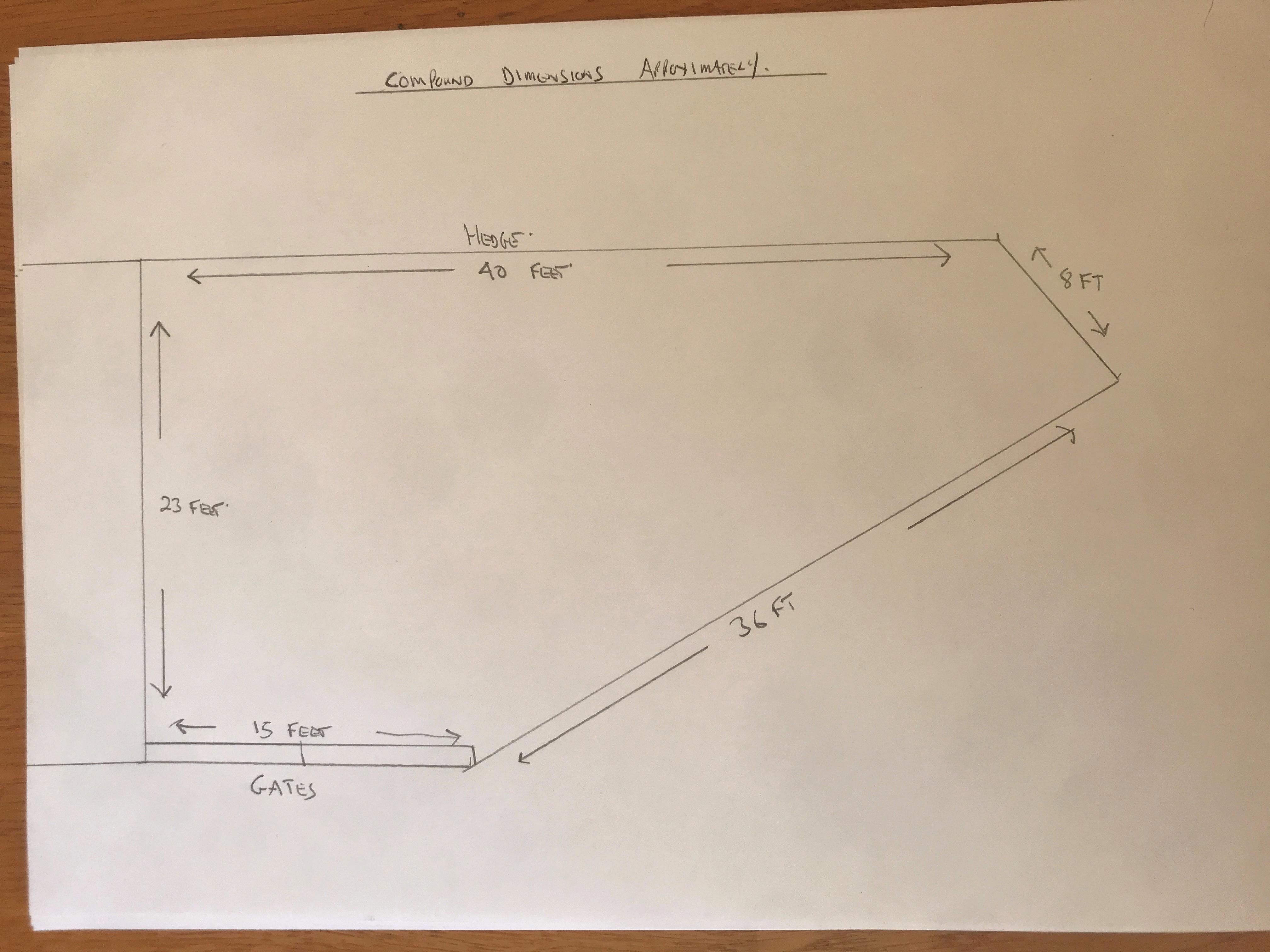 Landlord Floorplan