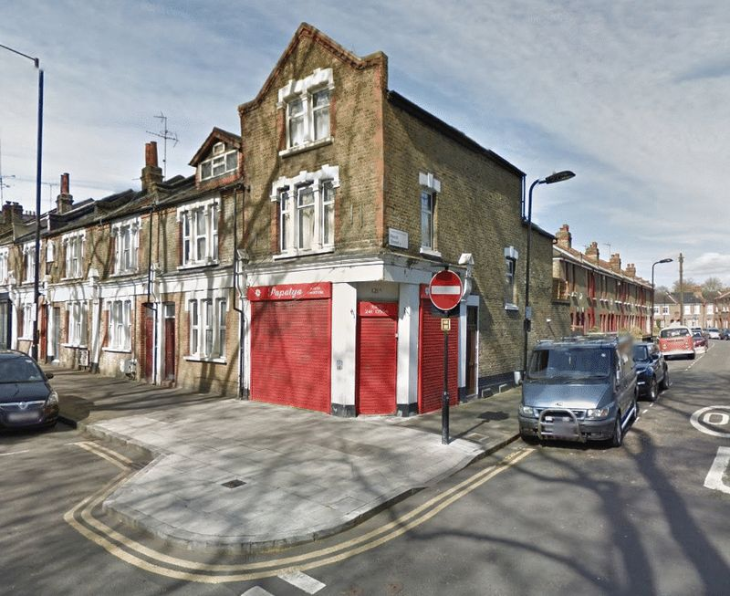 Shacklewell Lane