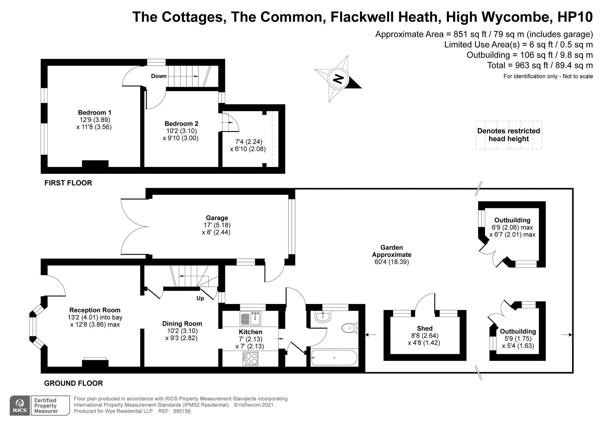 The Common Flackwell Heath