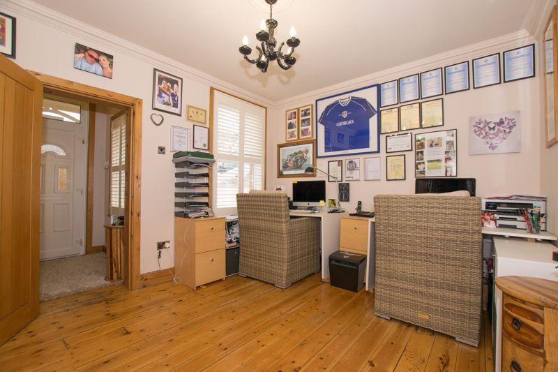 Office/ 3rd Reception Room
