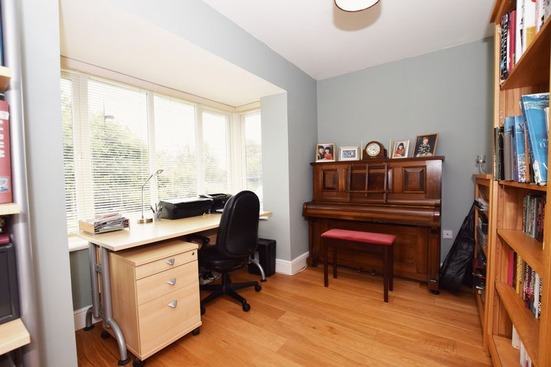 Study/2nd Reception Room
