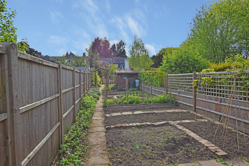 Garden Towards House