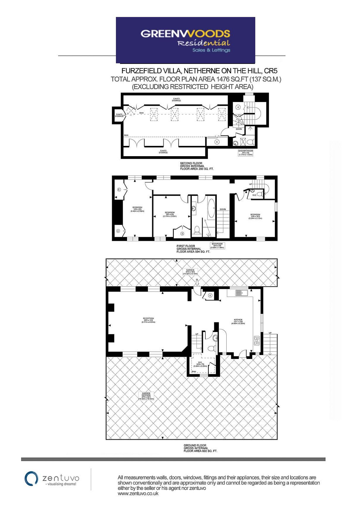 2 D Floor plan Greenwoods Res