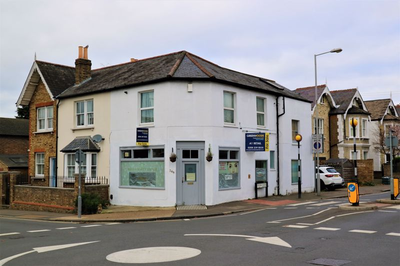 Kings Road, (On Commercial - (Shop and Flat A & B (Sales))