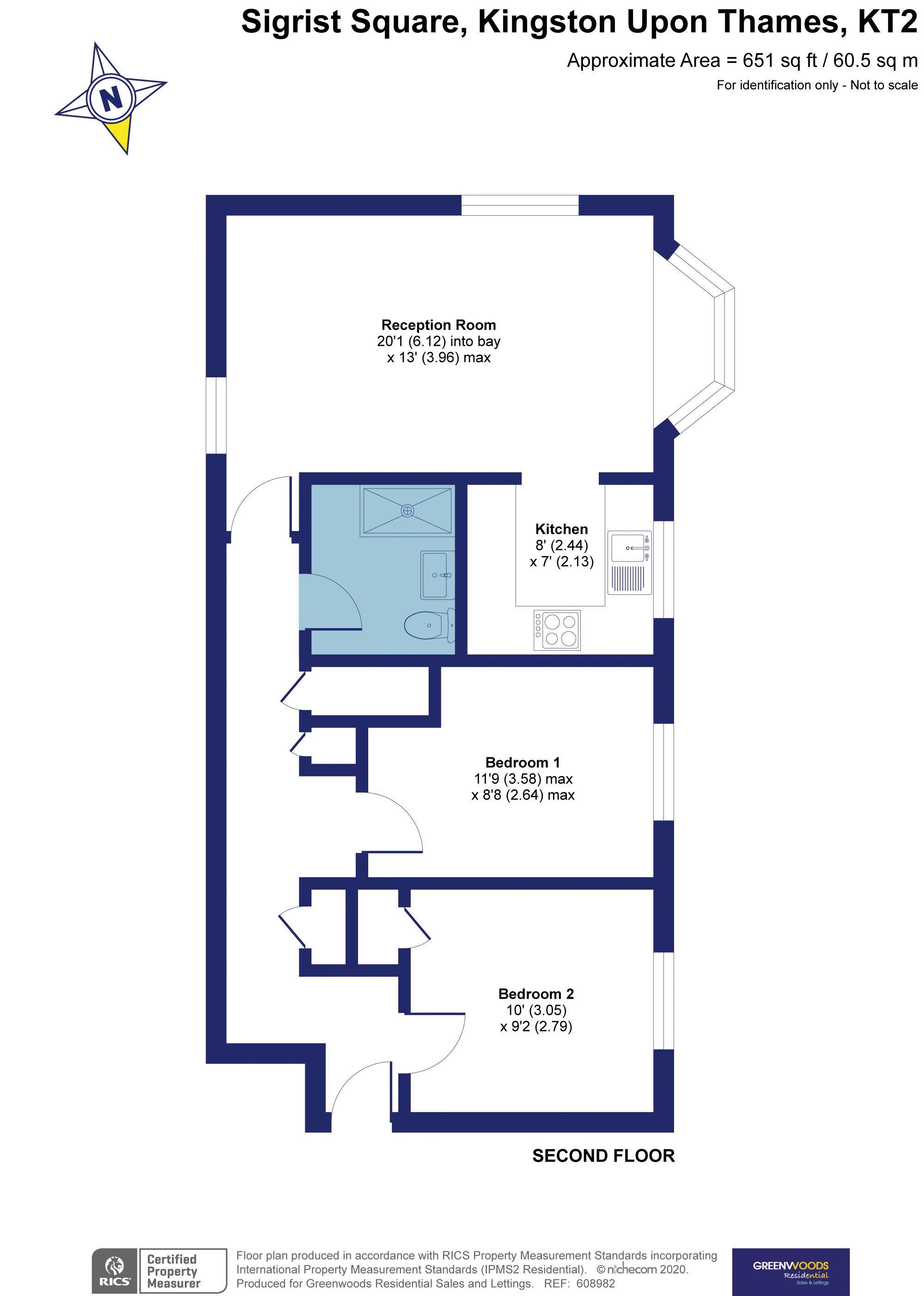 2D Floor Plan Sigrist
