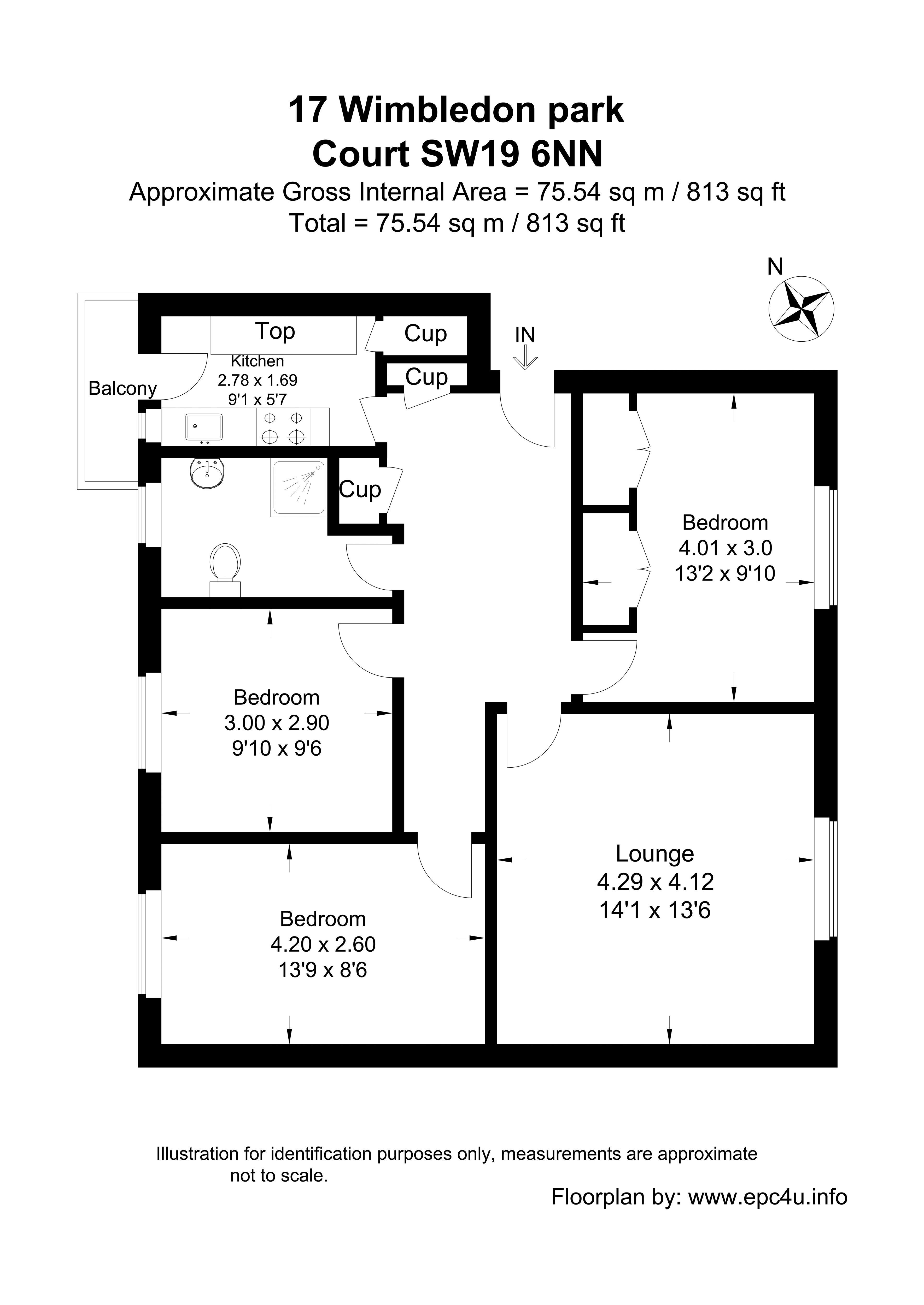 Floor Plan Greenwoods Residential