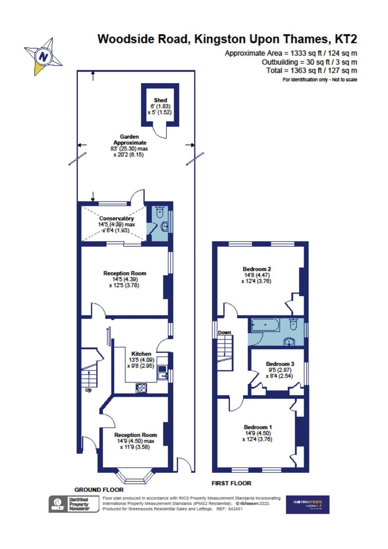2 D Floorplan Greenwoods Sales