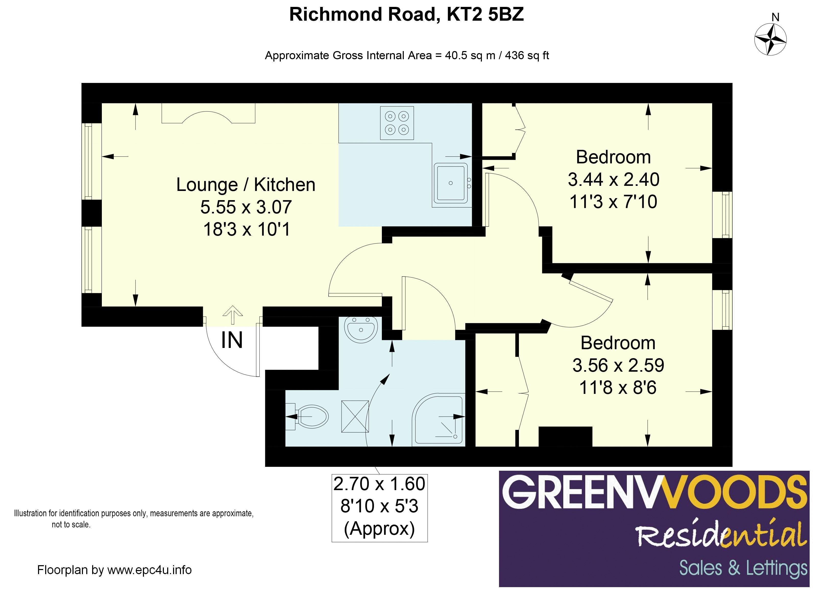 139 richmond road KT2 5BZ