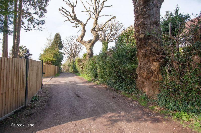 Faircox Lane