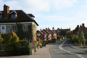 The Grange, Mount Hill Farm, High Street