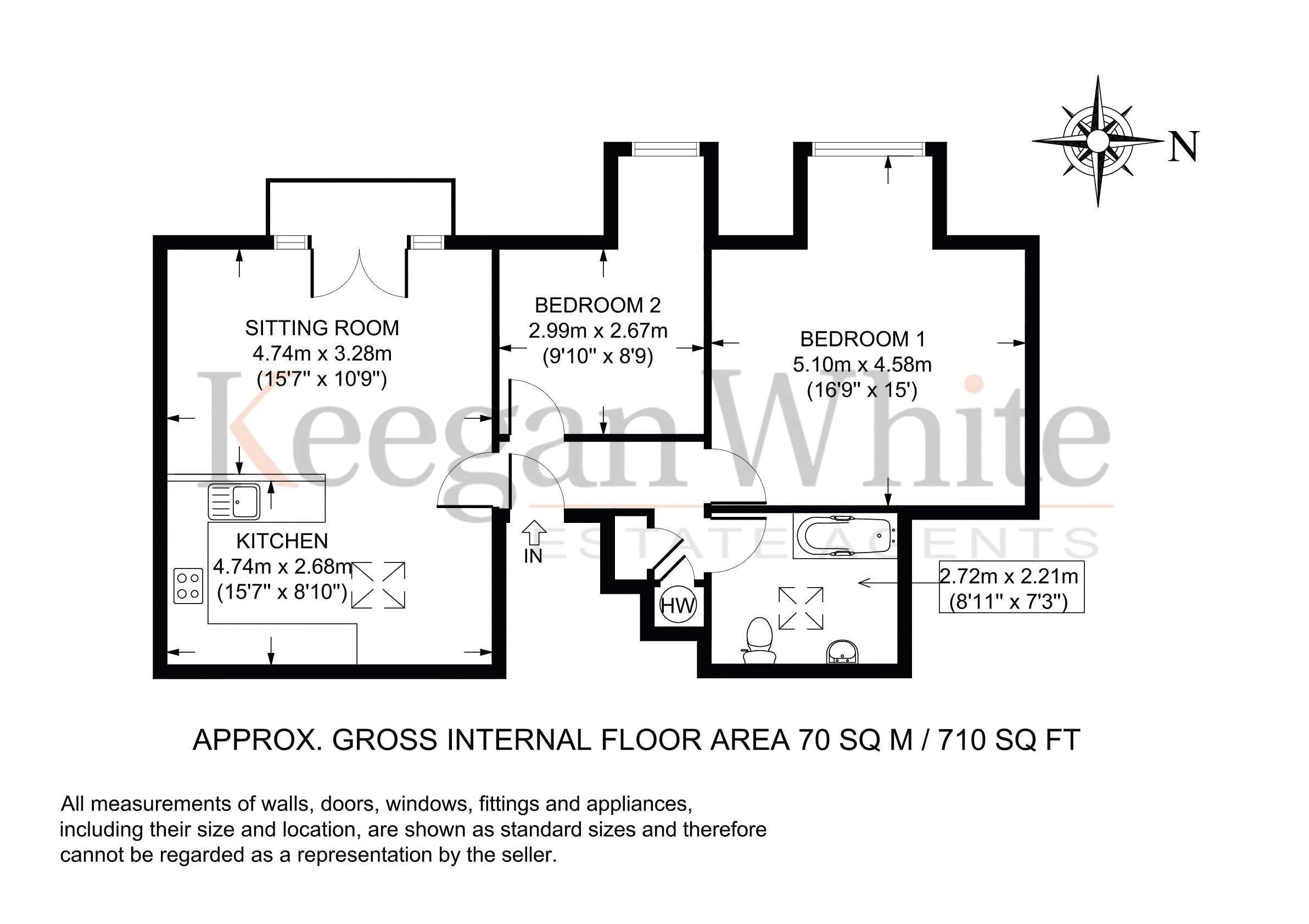 Keegan White - Floorplan - 44 Aspen Court, High Wy