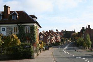 The Grange, High Street