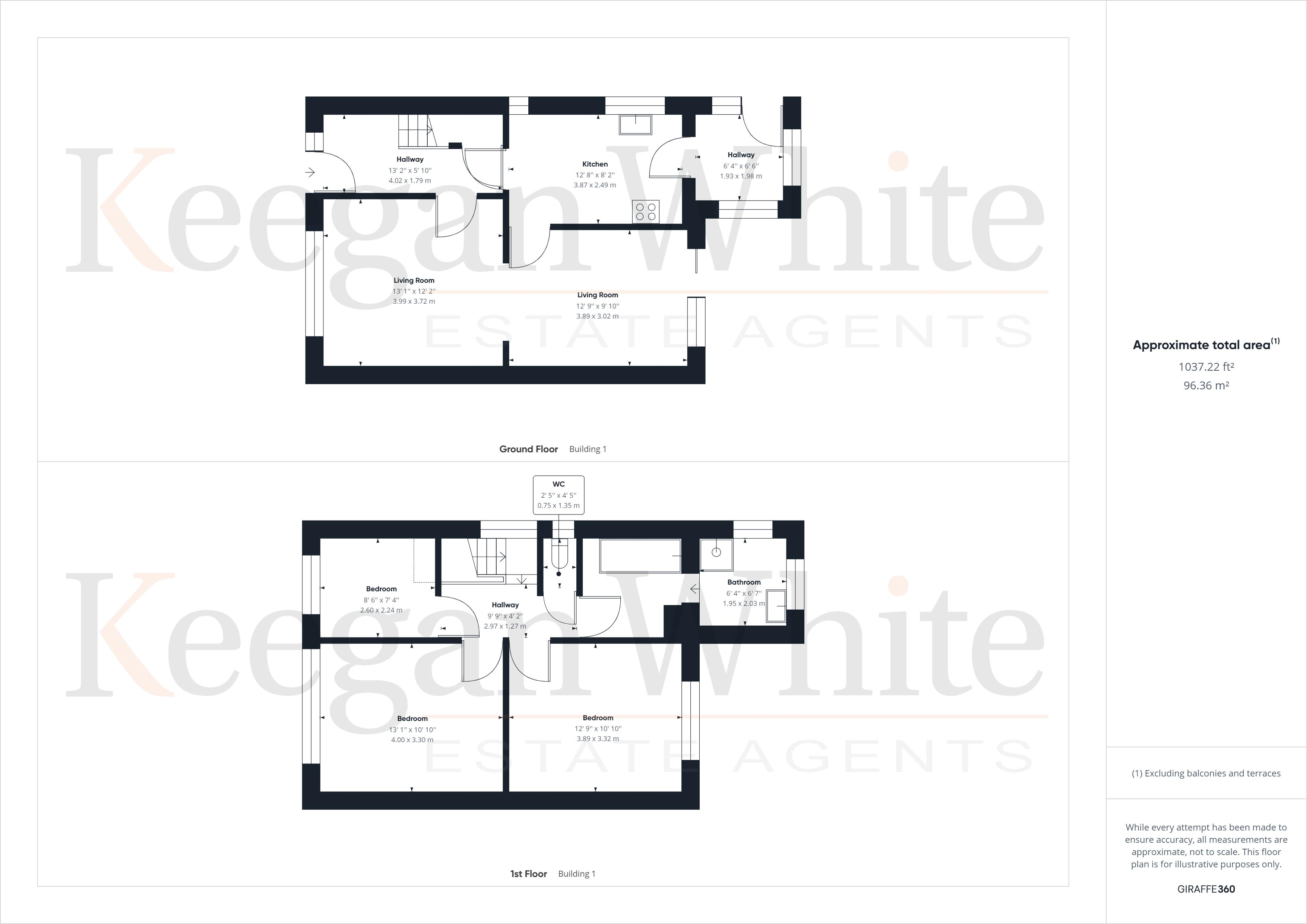 Keegan White Estate Agents in High Wycombe - Floor