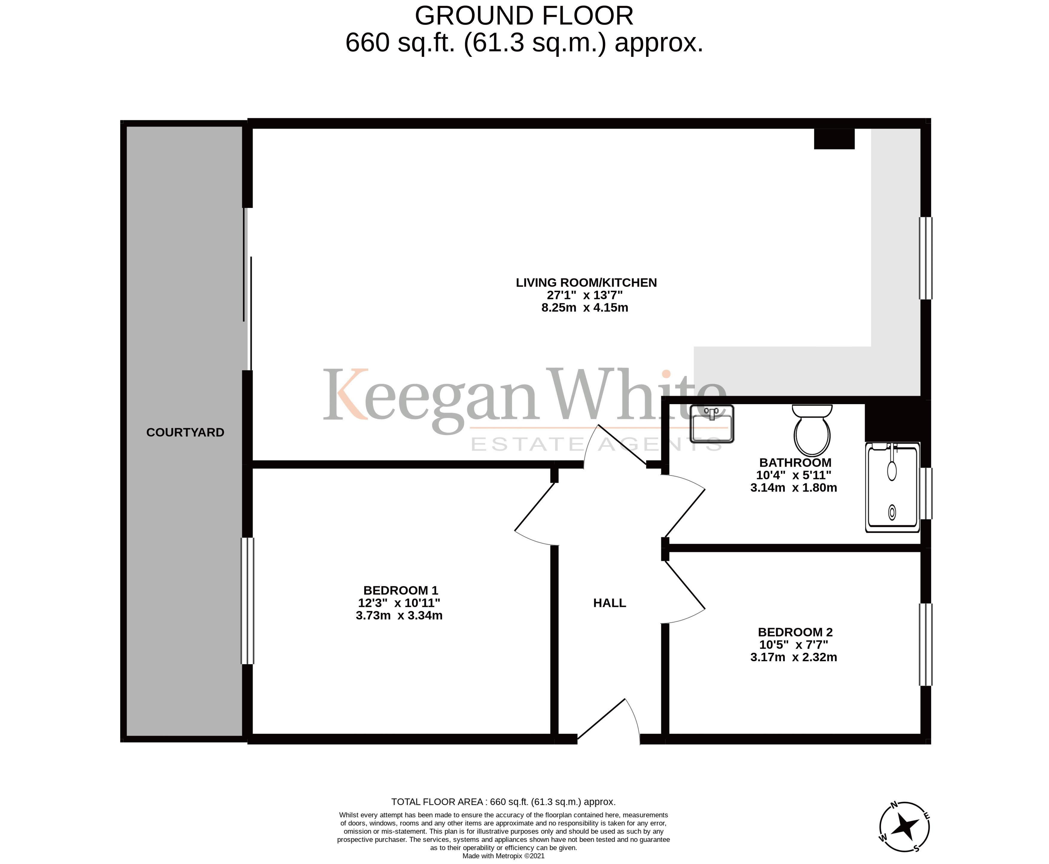 Keegan White Estate Agents in High Wycombe - Whole
