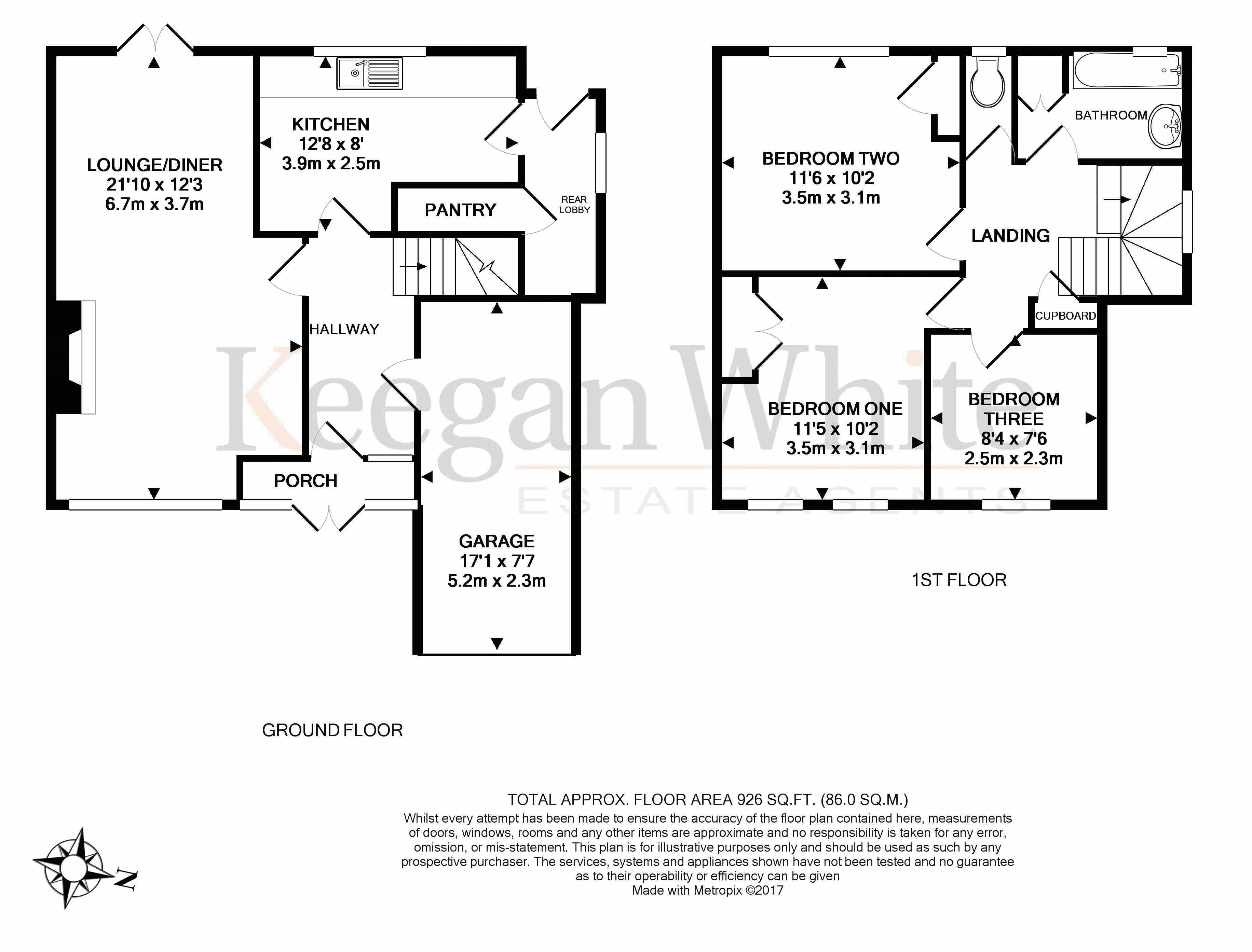 Keegan White - Floorplan - 90 Deeds Grove